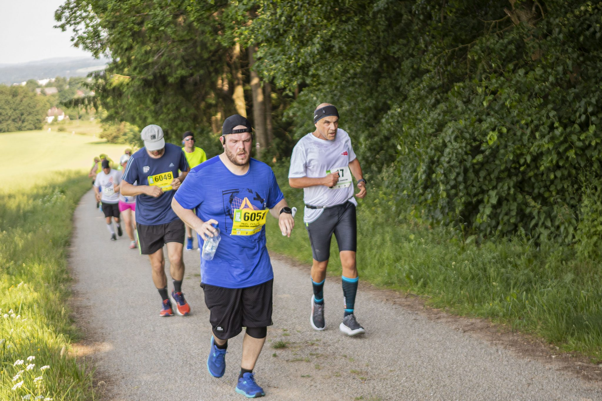 Jindřichohradecký půlmaraton - Tecnocap hrdý sponzor